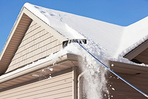 Get those ice dams taken care of this winter.